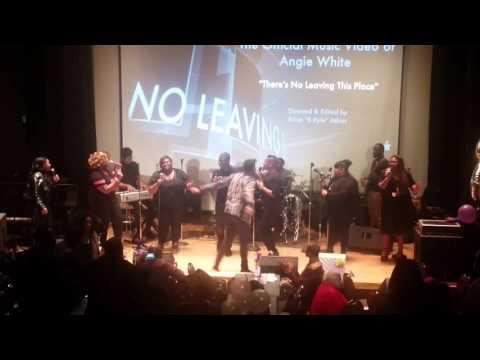 TJ Wilkins @ Angie White's 32 Birthday Celebration