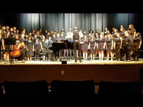 Da Pacem Domine by John Purifoy - San Gorgonio High School Concert Choir
