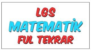 LGS Matematik Ful Tekrar thumbnail