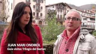 La belleza del Baztan con Dolores Redondo