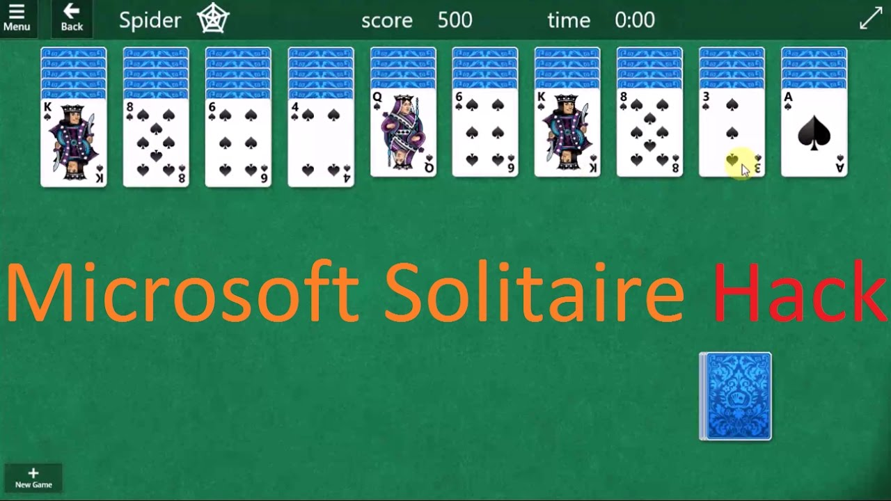 microsoft solitaire download
