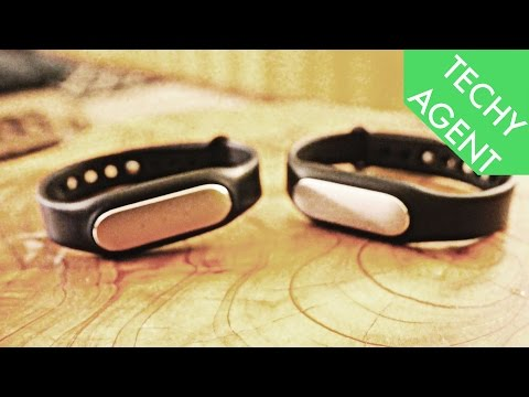 Xiaomi Mi Band 1S with heart rate sensor - REVIEW
