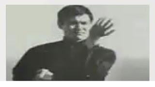 Как Брюс Ли выполнял технику Вин Чун   Bruce Lee