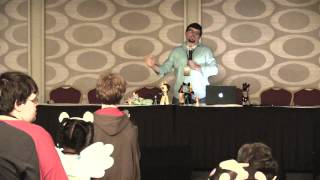 Trotcon IV (2015) - Midnight Mares Panel