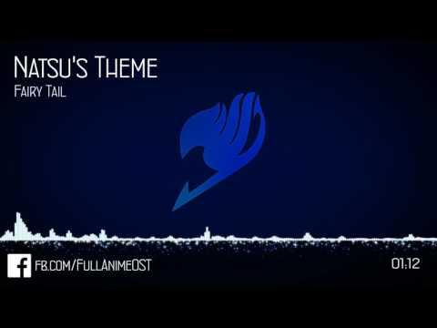 Fairy Tail OST #13 - Natsu's Theme (Natsu no Theme)