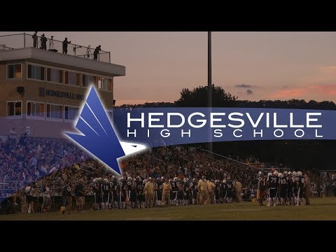 Hedgesville High School Football vs. South Hagerstown 2018