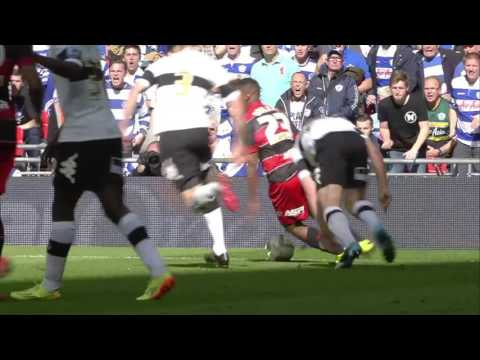 BBC's Phil Parry Goes Ballistic! Derby 0 -1 QPR