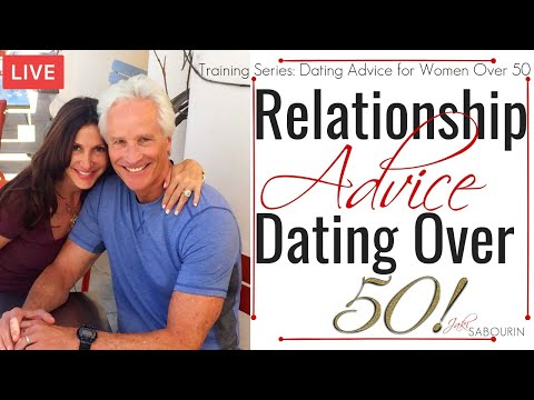 🔴Relationship Advice If You're Dating Over 50 | Engaged At Any Age | Jaki Sabourin