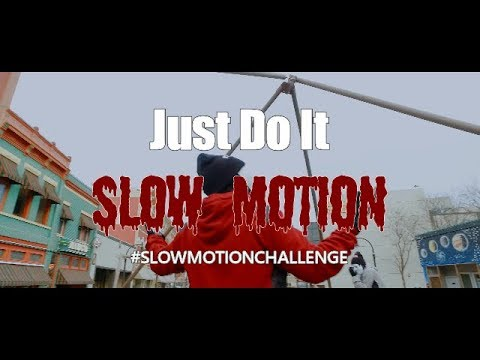 Dj Smoove Killah ft The Execs - Just Do It (SLOW MOTION) !! #slowmotionchallenge | Re-FL3X