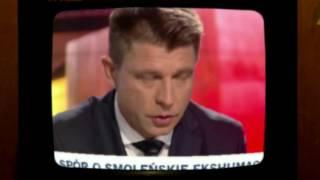 Ryszard Petru KOPANIE ŁOPAT TEGO ROWU wpadka śmieszne