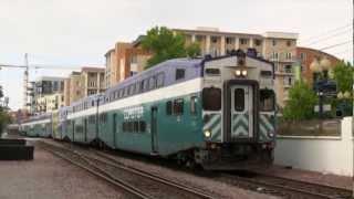 Socal Rails Video Compilation: May - June 2012: Amtrak, Metrolink, and Coaster