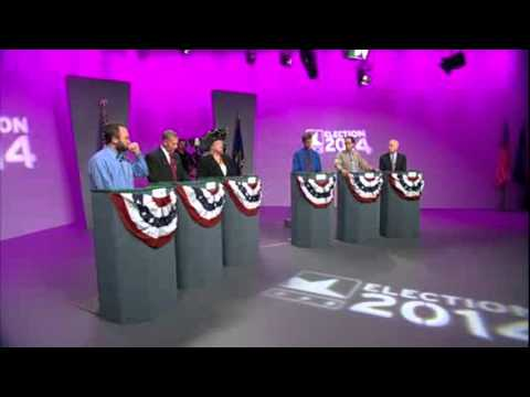 VPT Randall Meyer VT U.S. House Debate 2014