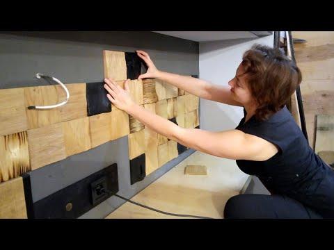 Красивейший декор из обрезков досок: копеечное чудо своими руками