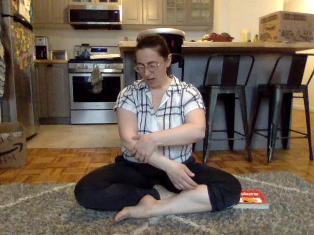 Forearm and Wrist Release