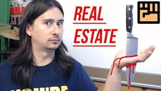 Real Estate Falling Knife Support Group