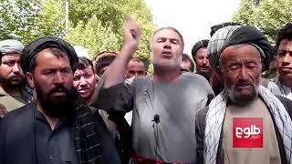 معترضان بازداشت قیصاری دفترهای کمیسیون انتخابات در۴ولایت را بستند