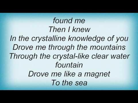 Stevie Nicks - Crystal Lyrics