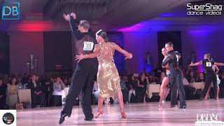 Paty 6! Approach the Bar with DanceBeat! Manhattan 2018! Pro Latin! Troels and Ina!