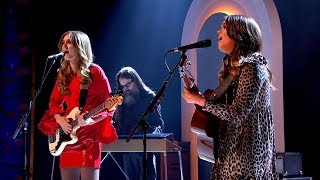 "First Aid Kit - It's A Shame + Interview (Live ""The Graham Norton Show"" 2018)"
