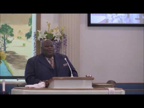 Rev  Darien Bolden 4 23 17 at Mt. Moriah Palm Bay