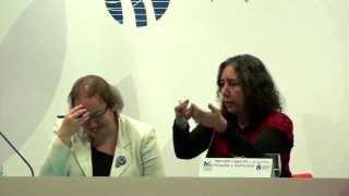 20131209-Marcela Lagarde en Fuenlabrada. Desmontando el mito del amor romántico