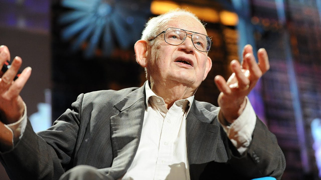 Fractals and the art of roughness - Benoit Mandelbrot - YouTube