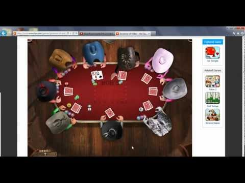 Govenor of Poker Miniclip.com (With Mike)