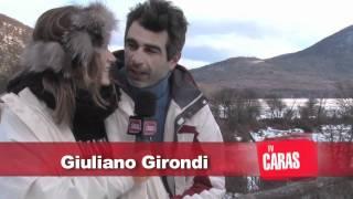 Rachel Ripani: lua de mel em Ushuaia