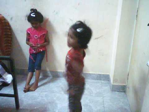Kids dance Where is the party Simbu silambattam