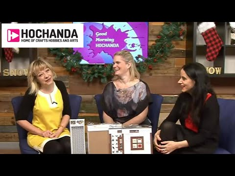 Crafting Deals And Ideas At Hochanda - The Home Of Crafts, Hobbies And Arts