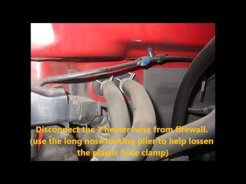 Jeep Liberty Engine Valve Cover Gasket Replacement