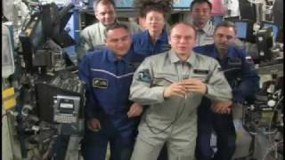 Astros Prep to Step In Space
