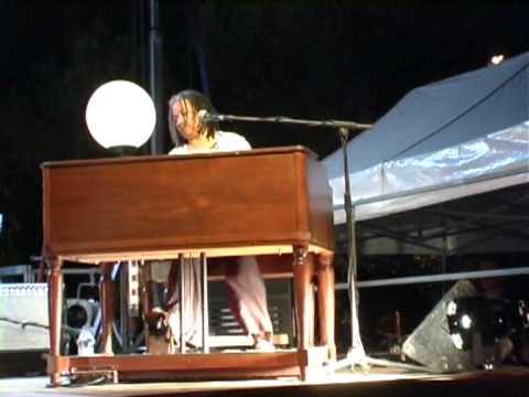RHODA SCOTT & BARBARA DENNERLEIN together on stage ORGAN SUMMIT 2008