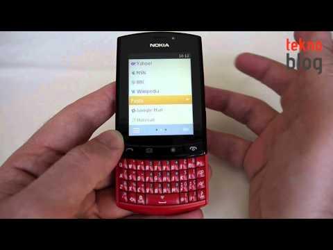 Nokia Asha 303 İncelemesi