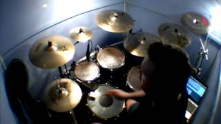 The Killers - Mr Brightside - Drum Cover - High Quality Audio