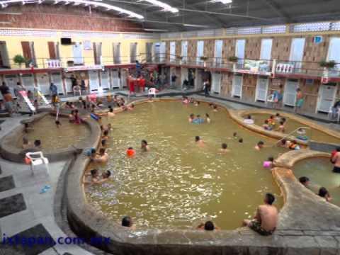 El ba ito balneario municipal ixtapan de la sal youtube - Balneario de la alameda ...
