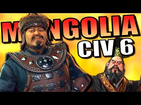 Mongolian Dark Age! [Civ 6] | Civilization 6 (Mongolia: Rise and Fall)