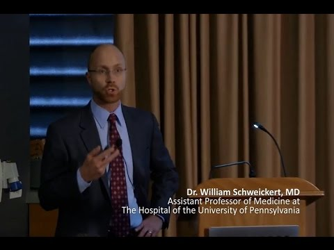 Hill-Rom® | Early Mobility | Physician Perspective – Dr. William Schweickert, U. Penn