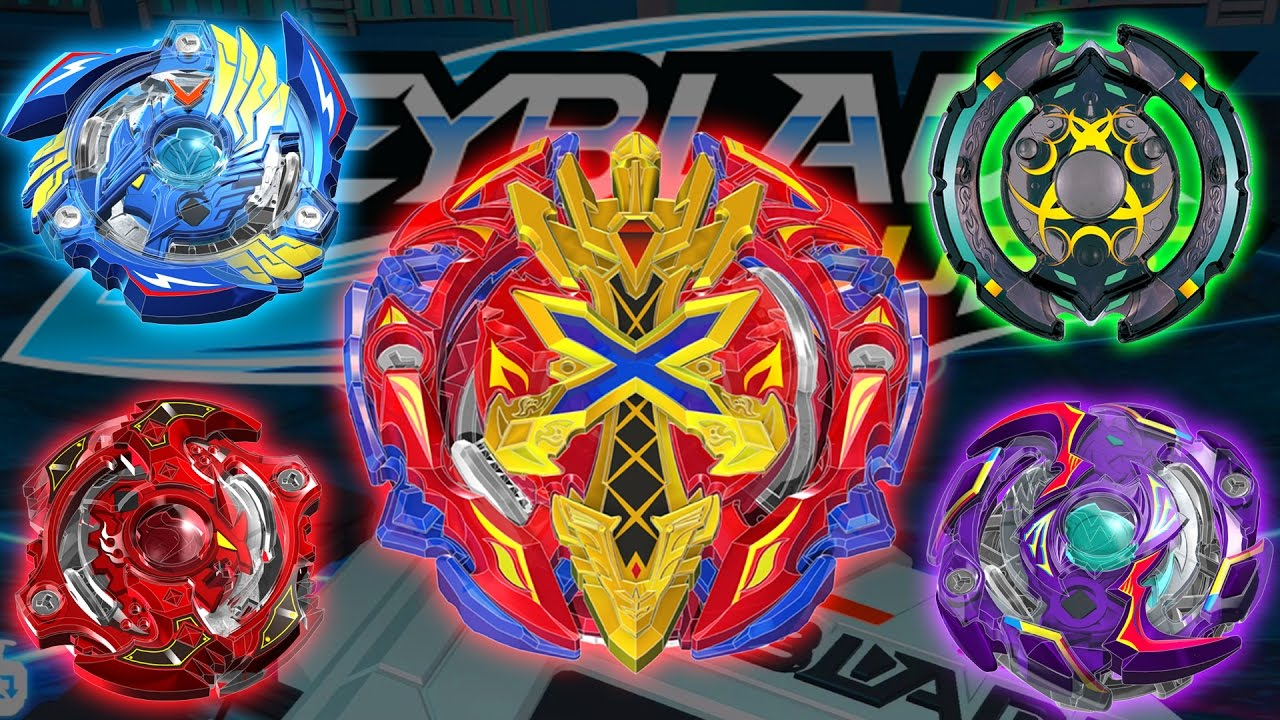 Burst All Launcher Codes Beyblade