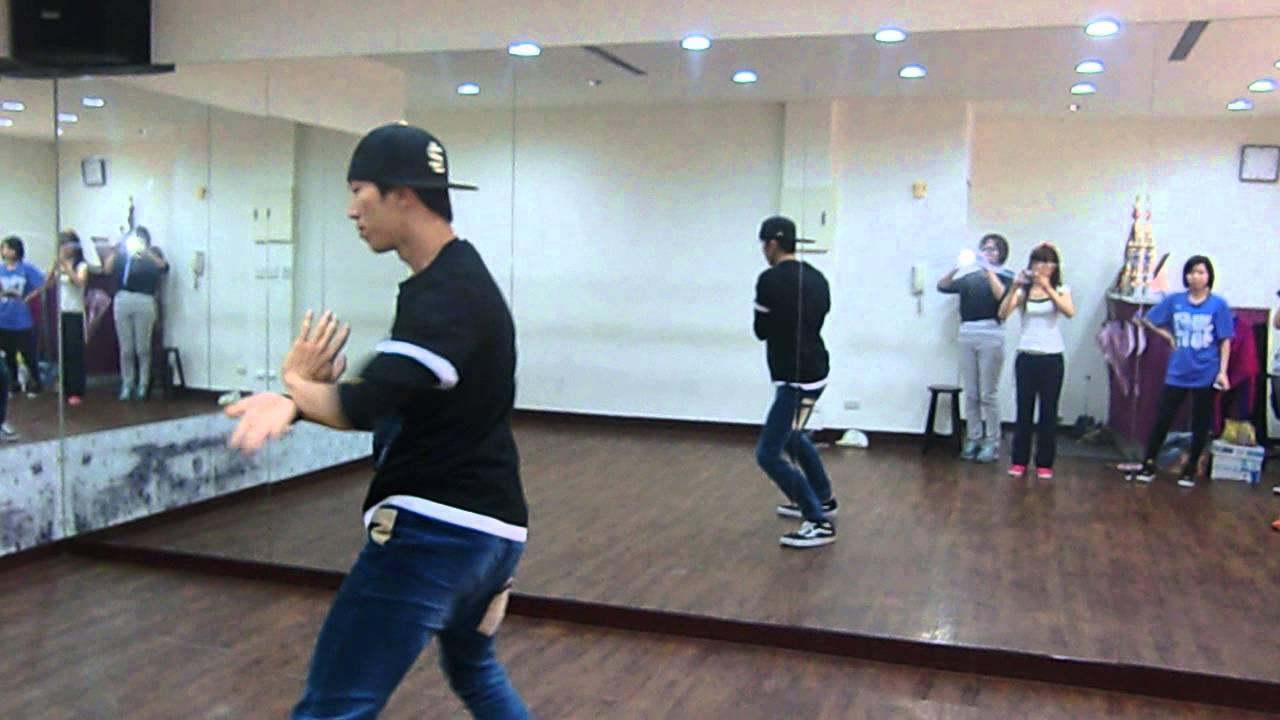 20141109a MEI 跳進來JUMP IN 崴德老師 舞蹈教學5配樂 - YouTube