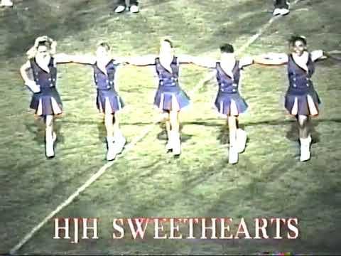 Houma Junior High School Bulldog Band 1992-93