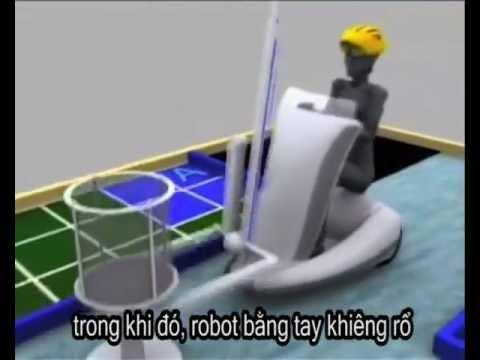 (VIETSUB) luật thi ABU Robocon Hồng Kông 2012