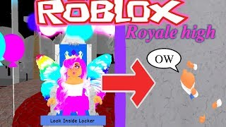 I WON QUEEN WITH MY NEW HEELS & DIED! + RUNWAY SHOW! (Roblox ROYALE HIGH)