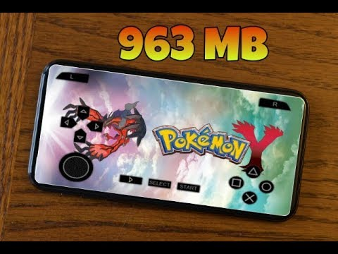 How To Download  Pokemon Y On Citra Android Emulator Very Easily