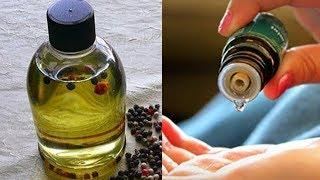 Dieses Öl senkt den Cholesterinspiegel, erleichtert Angstgefühle und das Verlangen nach Zigaretten