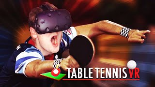 TABLE TENNIS IN VR