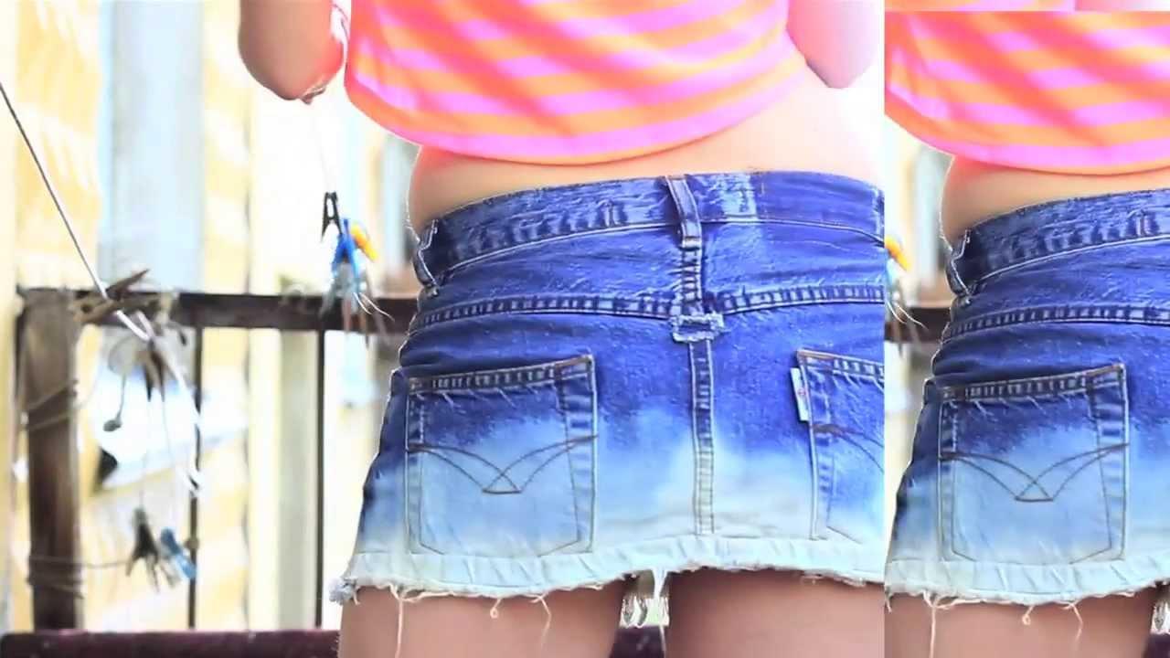 Как сделать бриджи из юбки