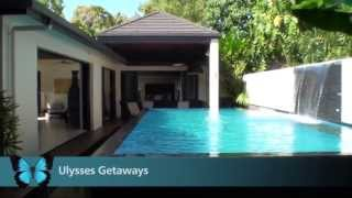 Beachfront Estate - Mana Moana - Click Butterfly Icon For Bookings