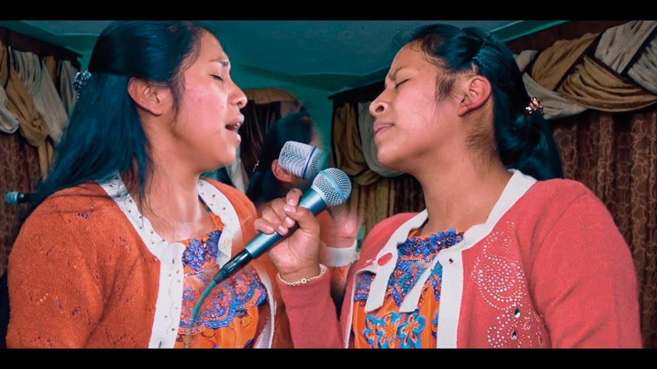 Duo Garcia (En Vivo) - Ahora Soy Feliz Con El (musica cristiana)