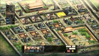 Let's Play Romance of the Three Kingdoms 12 in English 010: Yuan Shao prepares